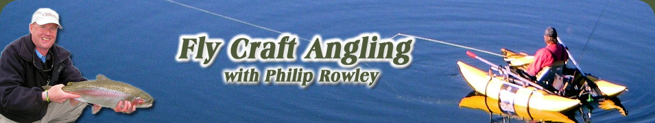 Philip Rowley Fly Fishing & Fly Tying Articles